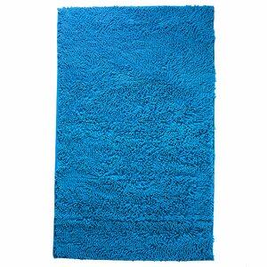 Kingsland High Pile Shag Accent Blue Area Rug