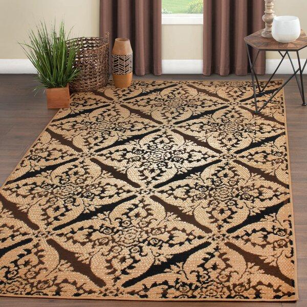 Darby Home Co Macias Geometric Ivory Area Rug Reviews Wayfair