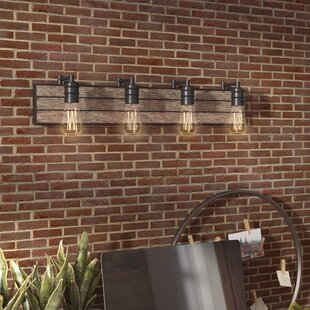 Williston Forge Desimone 4-Light Vanity Light