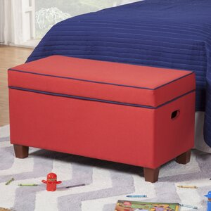 Barbra Kids Bench with Storage Compartment
