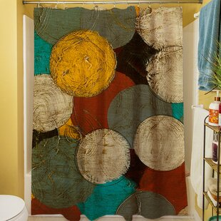 Circumlocution Single Shower Curtain