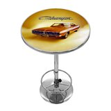 Dodge 69 Charger Pub Table by Trademark Global