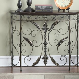 Clarkton Console Table by Lark Manor #1