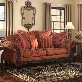 Check Prices Serta Upholstery Powersville Sofa by Fleur De Lis Living Reviews (2019) & Buyer's Guide