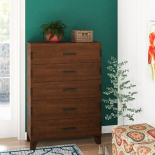 Toman 5 Drawer Chest