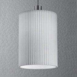 Alume 1-Light Cylinder Pendant by LumenArt