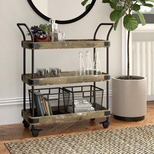 Tea Trolley By Williston Forge