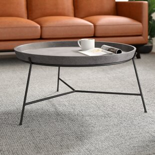 Balch Coffee Table with Tray Top