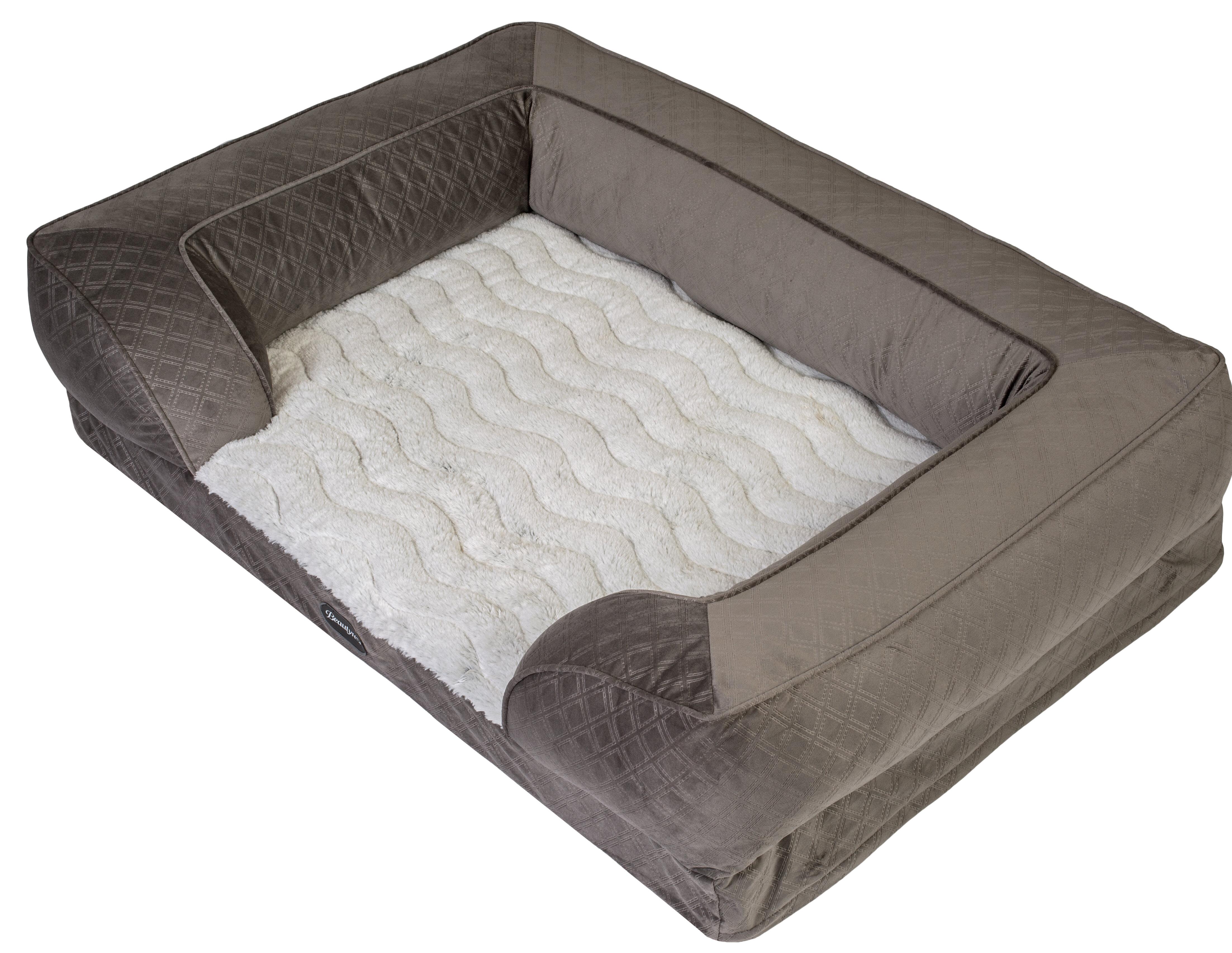 Beautyrest Supreme Comfort Couch Pet Bed Reviews Wayfair