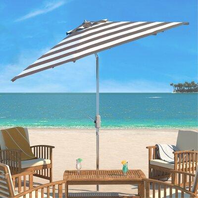 Torrens 8.5 Beach Umbrella by Breakwater Bay Comparison