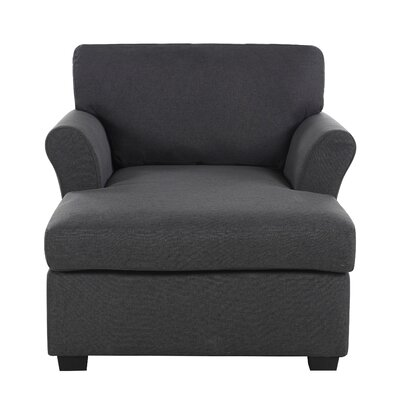 Clatterbuck Chaise Lounge by Andover Mills