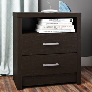 Orrwell 2 Drawer Nightstand by Wrought Studio