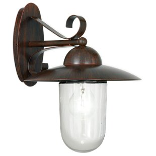 Bonifant 1 Light Outdoor Fisherman Light By Marlow Home Co.