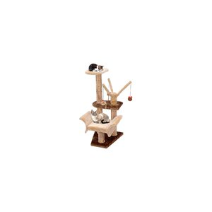 34″ Lounger Climbing Cat Tree