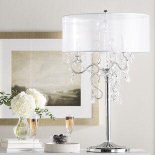 Crystal Chandelier Table Lamp Wayfair