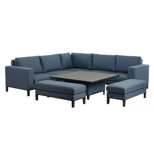 Ria 8 Seater Conversation Set By Sol 72 Outdoor