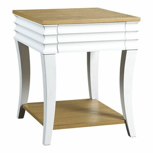 Haussman End Table with Storage by French Heritage