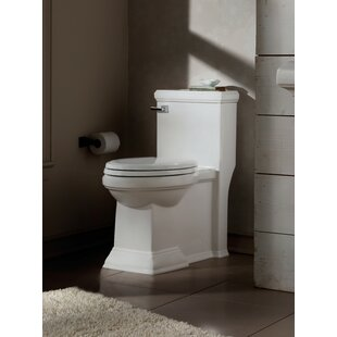American Standard Town Square Flowise RH 1.28 GPF Elongated One-Piece Toilet