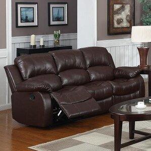 Kirwin Reclining Sofa by Red Barrel Studio
