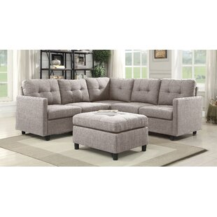 Ebern Designs Weybridge Modular Sectional..