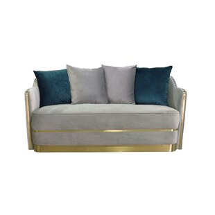 Everly Quinn Northfield Loveseat