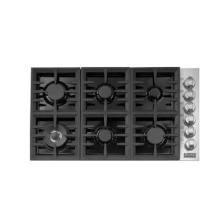 Gas Cooktop With Downdraft Wayfair
