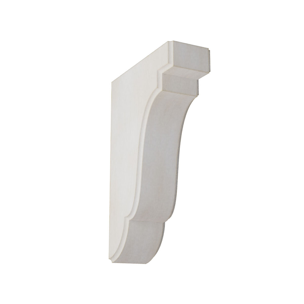 Ekena Millwork Bedford Wood Decor Bracket Wayfair