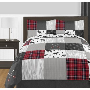 Rustic 3 Piece Reversible Comforter Collection