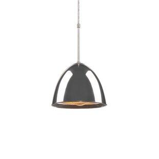 Bruck Lighting Classic 1-Light Cone Pendant