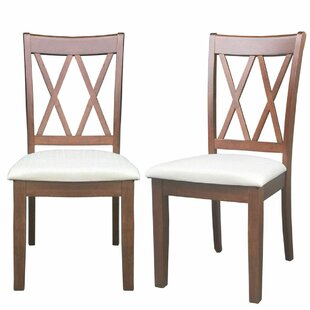 Doak Solid Wood Dining Chair (Set of 2)