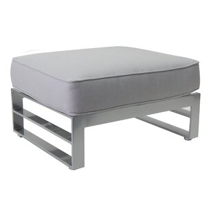 Leona Horizons Lounge Ottoman with Cushion