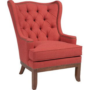 Celina Wingback Chair by Fairfield Chair