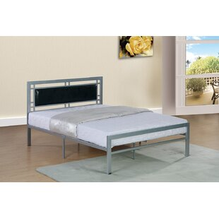 Wrought Studio Upholstered Platform Bed
