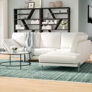Carnell Leather Sectional
