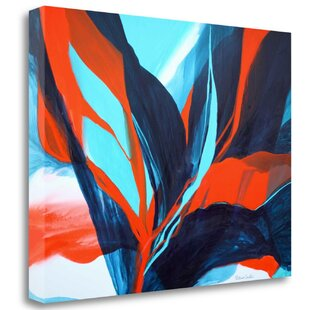 Bird Of Paradise Art Wayfair