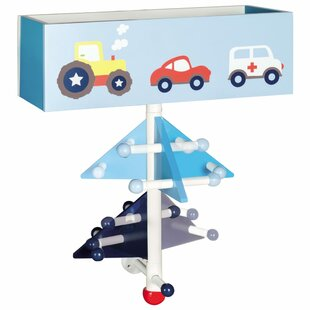 McGillicuddy Wall Mounted Coat Rack By Zoomie Kids