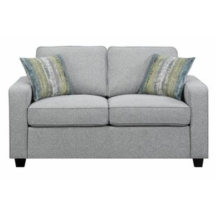 Wrought Studio Chiesa Loveseat