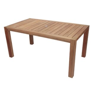 Lagarde Teak Dining Table