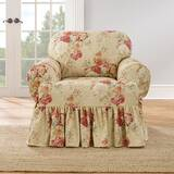 Ballad T-Cushion Armchair Slipcover by Sure Fit