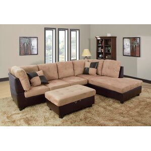 Russ Sectional  sc 1 st  Wayfair.com : russ sofa bed with chaise - Sectionals, Sofas & Couches