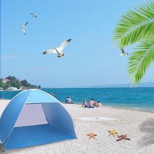 Summer Beach Fishing Sun Shelter 3 Person Tent