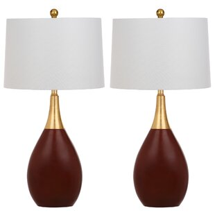 Azalea Medallion 27 Table Lamp (Set of 2)