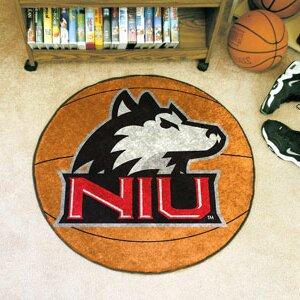 NCAA Northern Illinois University Basketball Mat By FANMATS