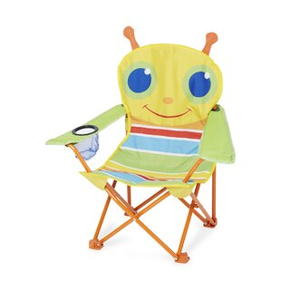 Happy Giddy Kids Director Chair with Cup Holder by Melissa & Doug