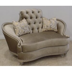 Serena Loveseat by Benetti..