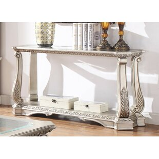 Bridewell Console Table by Astoria Grand