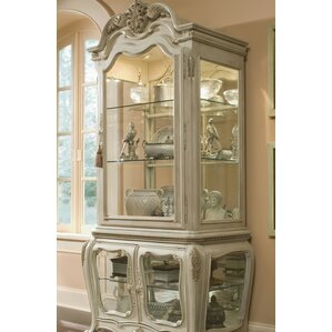 Lavelle Lighted China Cabinet by Michael Amini (AICO)
