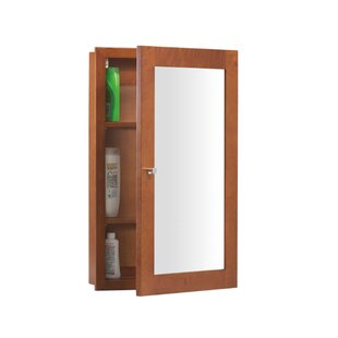 Superieur Cherry Wood Medicine Cabinet | Wayfair