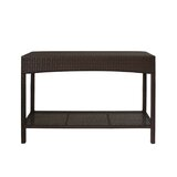 Levins Wicker Buffet & Console Table