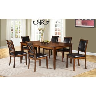 Alcala 7 Piece Extendable Dining Set by L..